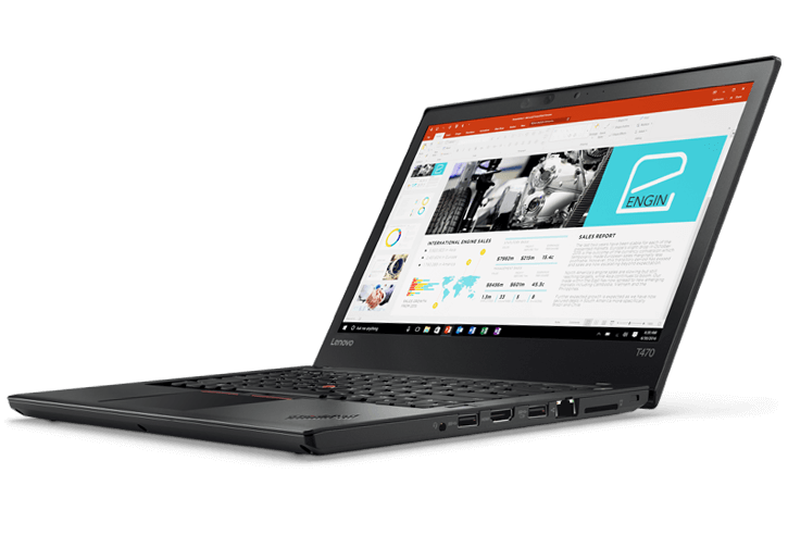 Laptop Lenovo ThinkPad T470s 20HGA0GLVA